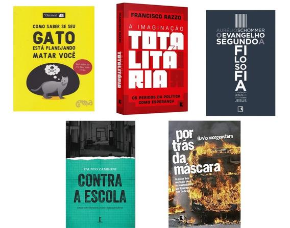 Livros Diversos Por R$20