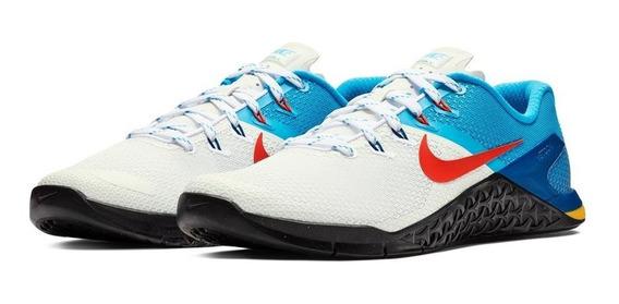 Tenis Hombre Nike Metcon 4 Ah7453-184 Crossfit Entrenamiento