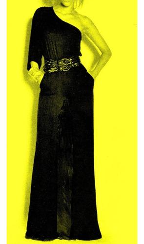 Vestido Yamila Talles  Xxxxxxxl Straples, 1 Manga, Md