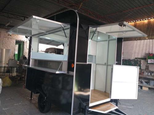 Trailer Food Truck - 2,50 X 1,80 2021 Novo -sob Encomenda