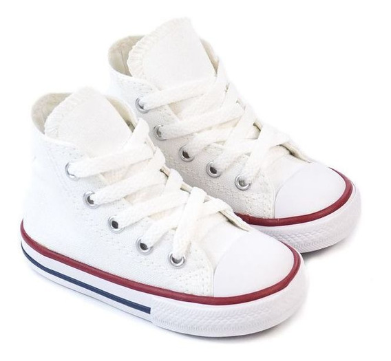 Abotinado Ck00030001 18a25 Branco Converse All Star 91908