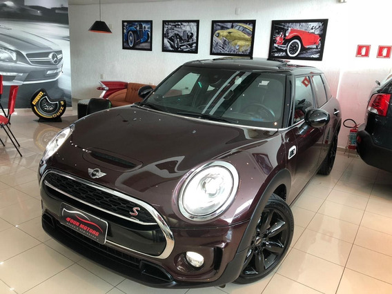 Mini Cooper 2.0 S Top Clubman 16v Turbo Gasolina 4p