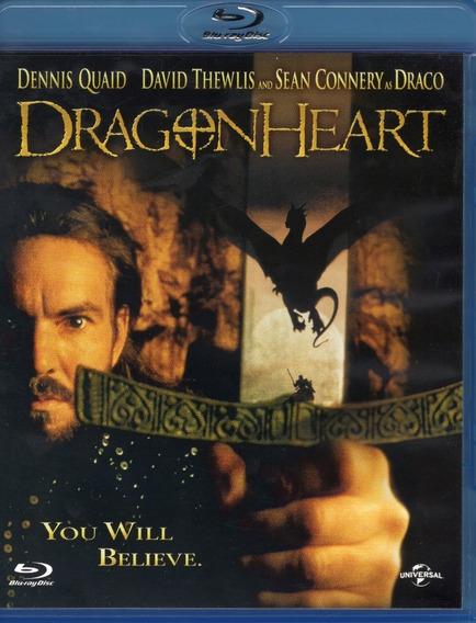 Corazon De Dragon Dragonheart Dennis Quaid Pelicula Blu-ray