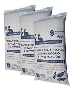 30kg Aserrín Clasificado Y Sanitizado Para Mascotas Costal