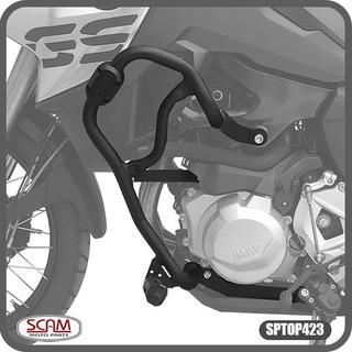 Protetor Motor Carenagem Pedaleira Bmw F750gs Scam Sptop423