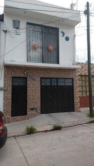Excelente Casa En Renta En Villas De Nuestra Señora De Asunción