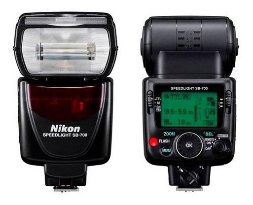 Flash Nikon Sb700 Af Speedlight Ttl Original