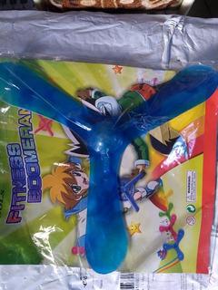 Boomerang De Plástico Para Zurdos
