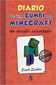Diário De Um Zumbi Do Minecraft Books, Heorbrine