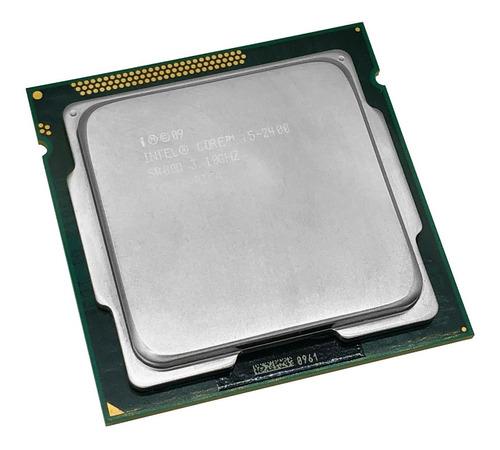 Imagem 1 de 2 de Processador Intel Core I5 2400 3.1ghz Lga 1155 Oem + Cooler