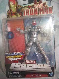 Ultron Iron Monger Marvel Legends
