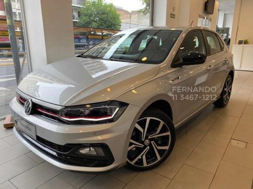 Polo Gts 0km Volkswagen Nuevo Precio Full Automatico 2021 Gg