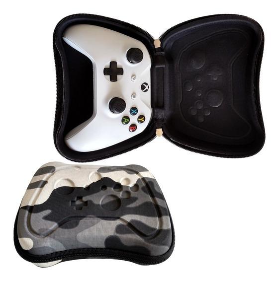 Hard Case Eva Para Controle Xbox One Estojo Protetor Rígido