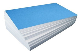 Papel Havir Sublimatico Fundo Azul 500 Fl A3 E 500 Fl A4