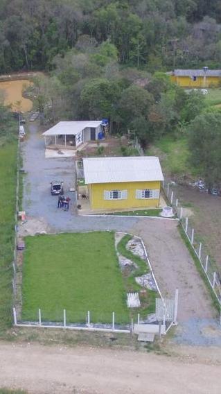 Chácara Para Venda Em Araucária, Tietê, 2 Dormitórios, 1 Banheiro, 10 Vagas - F00723_2-971995