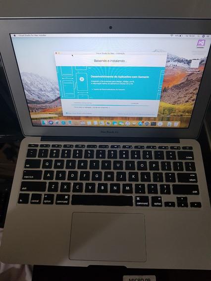 Macbook Air I5 Mid 2011 A1370 4gb 120ssd Bateria Ok Baixei!