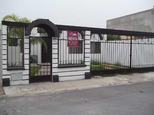 Casa Sola En Renta Del Valle