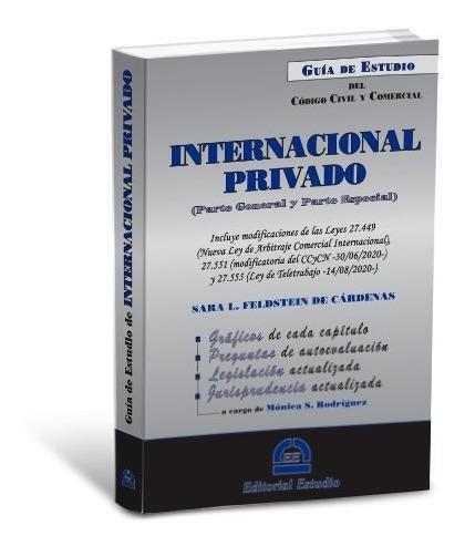 Guía De Internacional Privado -última Edición- Ed. Estudio
