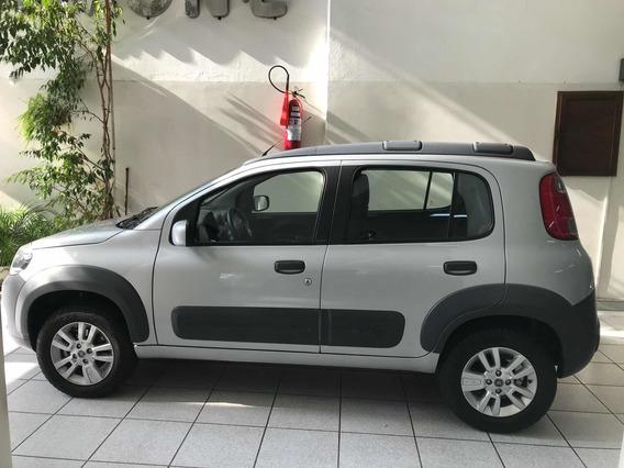 Fiat Uno 1.4 Way Flex 5p 2012