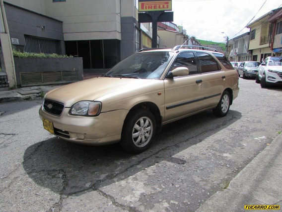 Chevrolet Esteem Glx 1.600 Station Wagon