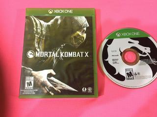 Mortal Kombat X Xbox One (game Army)