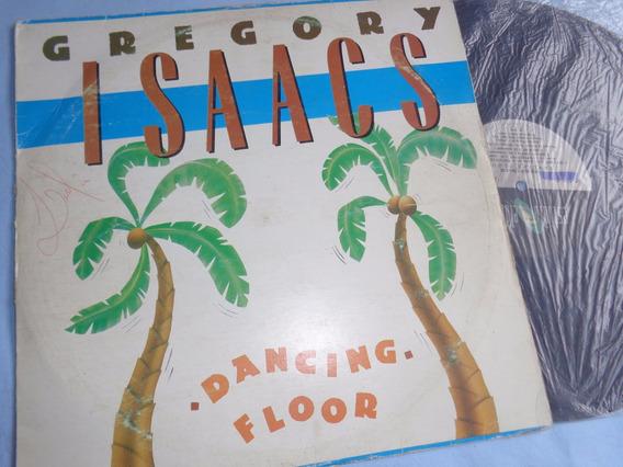 Lp Gregory Isaacs, Dancing Floor (reggae) 1990 - Usado