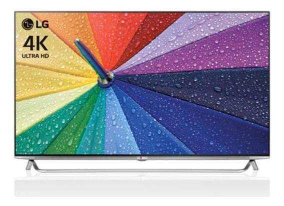 Tv LG 4k 65 Polegadas - LG 65ub9500 - Com Defeito Na Tela