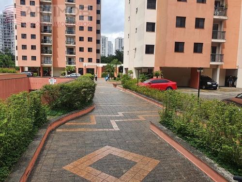 Imagem 1 de 20 de Apartamento Para Venda, 3 Dormitórios, Morumbi - São Paulo - 3338