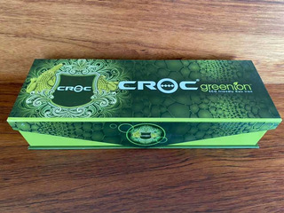 Plancha Croc Greenion 450 Grados Ionizador Integrado
