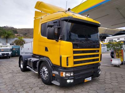 Scania 124/98 Toco Amarelo