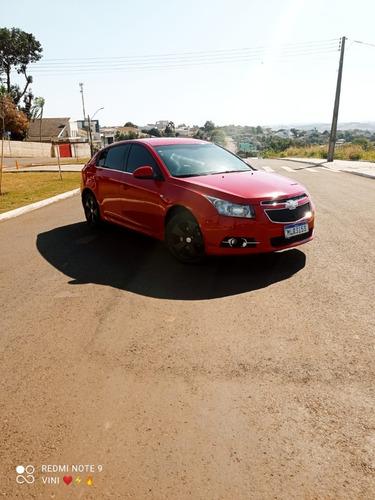 Imagem 1 de 11 de Chevrolet Cruze 1.8 Lt 16v Flex 4p Automático