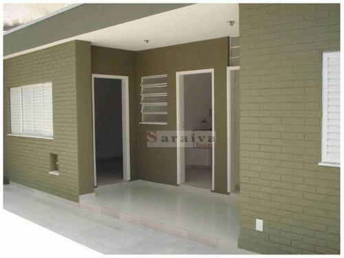Sobrado Com 3 Dormitórios À Venda Por R$ 1.200.000,00 - Jardim Do Mar - São Bernardo Do Campo/sp - So0268