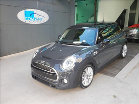 Mini Cooper Cooper S Top 2018 Cinza