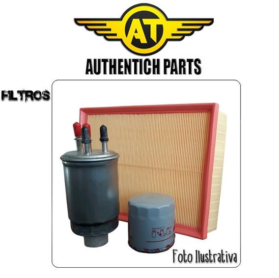 Kit Filtros Chery S18 1.3 16v Flex 12 Em Diante