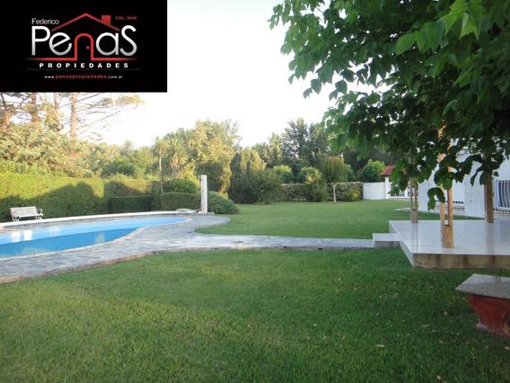 Casa Quinta En Venta En Gral. Rodriguez - Penas Propiedades