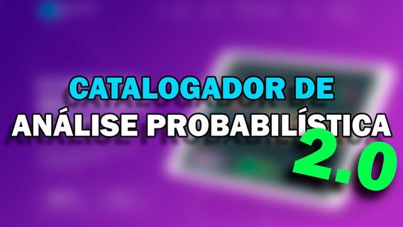 Catalogador De Análise Probabilística Em Opções Binárias 2.0