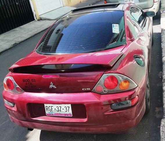 Mitsubishi Eclipse Gs 2003 4 Cilindros 2.4 , Doble Caja