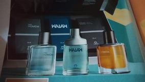 Presente Perfumaria Masculina Colecionáveis