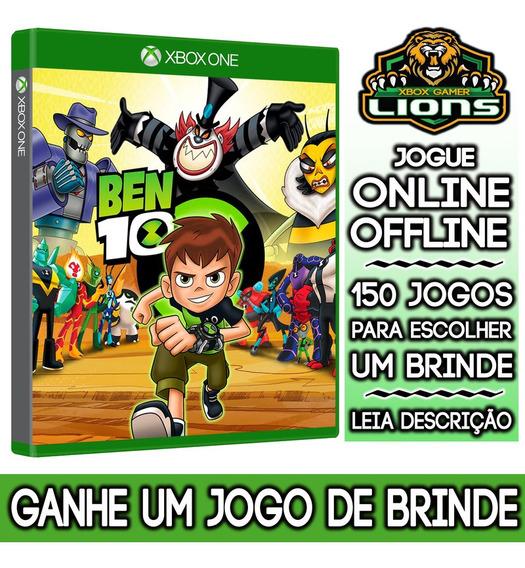 Ben 10 Xbox One + Brinde