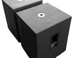 Sub Woofer Egtheen Sound Lw1400 W2000 Caja Vacia El Sonidero