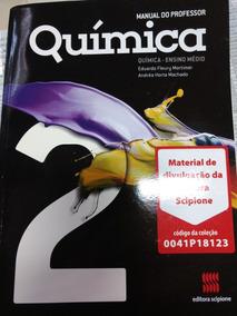 Química - Ensino Médio - 2ª Série - Manual Do Professor