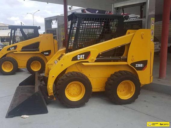 Minishovel Caterpillar 236b