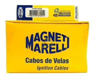Kit Cabo De Velas E Velas Corsa Celta Vhce Magnetti Marelli