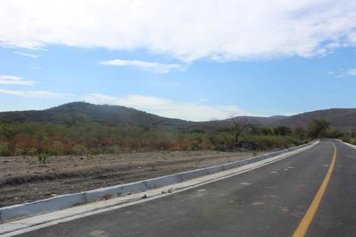Imagen 1 de 5 de Terreno Sobre Carretera