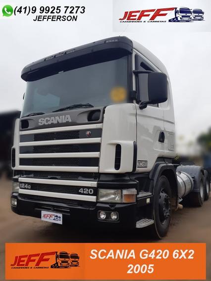 Scania G 420 6x2 2005