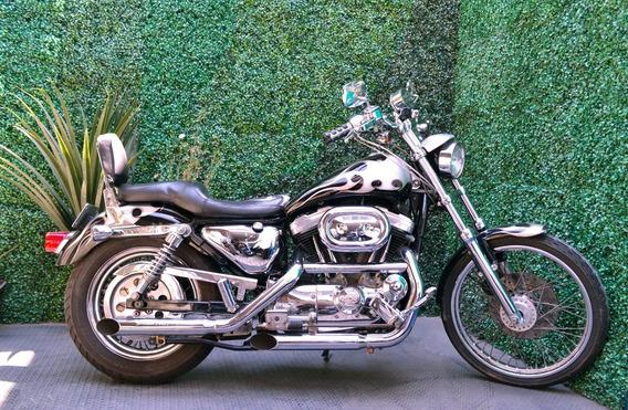Poderosa Harley Davidson Sportster 883 Muy Cuidada