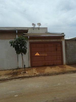 Casa Residencial À Venda, Alto Da Barra, São Joaquim Da Barra. - Ca1820