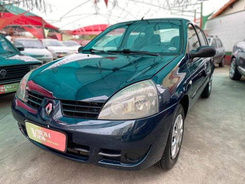 Renault Clio 1.0 Expression Sedan 16v Flex 4p Manual