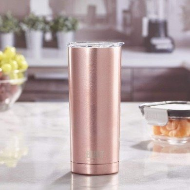 Vaso Térmico Built Rose Gold