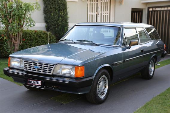 Gm Caravan Comodoro 1988 Impecável